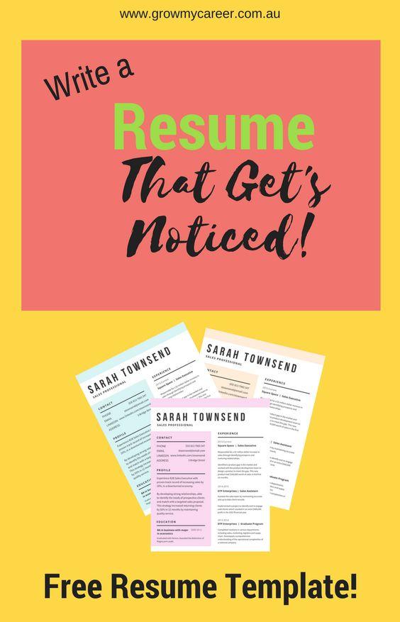 55+ Free Resume Templates for MS Word Marca personal, Modelos de - free teacher resume templates