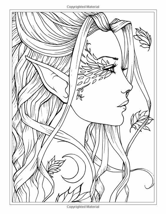 The 20 Best Ideas For People Coloring Pages For Adults Best Collections Ever Home Decor D Fairy Coloring Pages People Coloring Pages Adult Coloring Pages