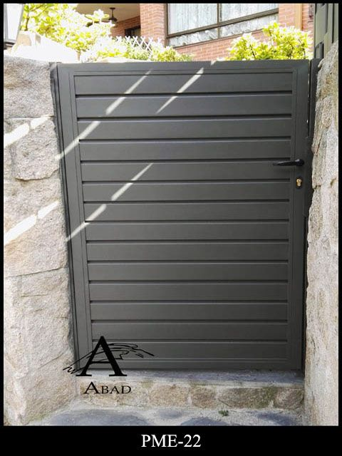 Puertas Cancelas De Hierro Puertas Metalicas Exterior Puertas Para Patios Ventanas Modernas