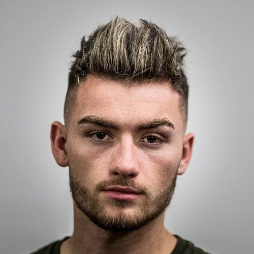 45 Best Spiky Hairstyles For Men 2020 Guide Haircuts For Men Cool Short Hairstyles Cool Hairstyles For Men