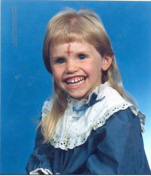 Satan Child... 12 more Bad Family Photos!