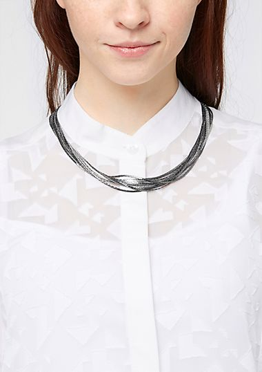 Mehrsträngige Halskette im s.Oliver Online Shop