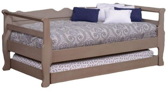 Vera Wooden Twin Amish Daybed Countryside Amish Furniture