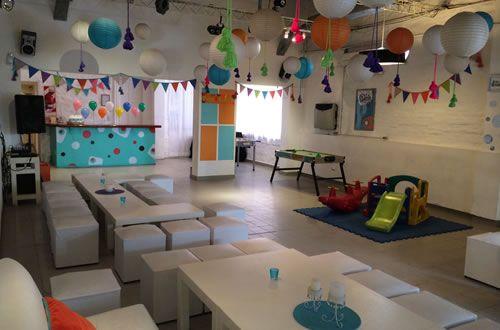 Salones de fiestas infantiles thamesito pelotero - Pintura para salones ...
