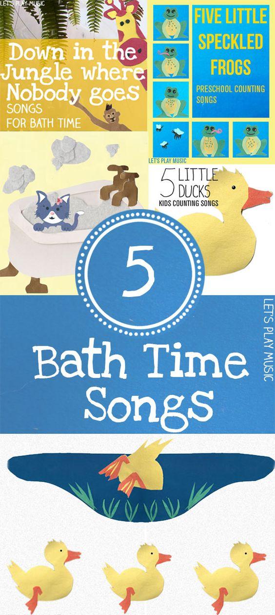 Bath Time Song   Learn Body Parts   Fun Kids English