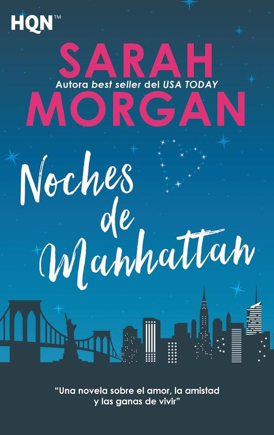 Noches de Manhattan, Sarah Morgan:
