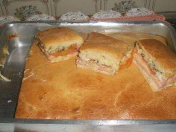 Receita Torta de pizza liquidificador do marcelo, de Marcelo ferreira - Petitchef