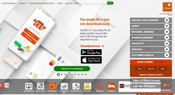 Gtbank Mobile And Internet Banking Setup Guide Customer Care