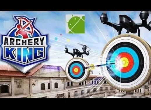 Archery King Mod Apk Archery Game Download Free Cheating