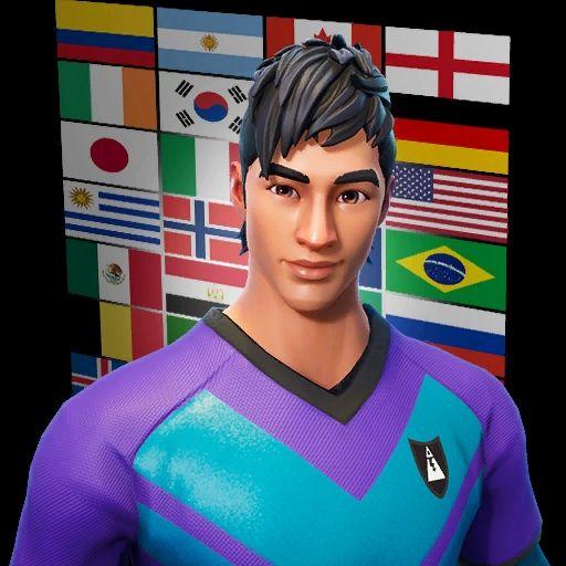 Skin Fortnite Footballeuse Png Store Items 06142018 Fortnitebr Di 2020
