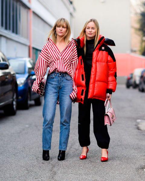 ♡ MFW sheisme street style ♡