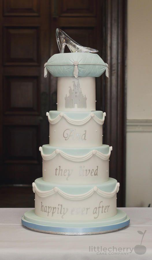 Cinderella Cake - Cake by Little Cherry