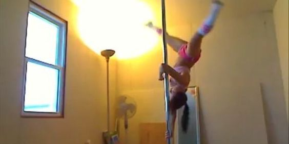 32 Pole Dancing FAILS I don't think I've laughed this hard in a while!