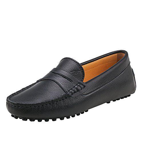 GladRags Chaussures Bateau pour Homme