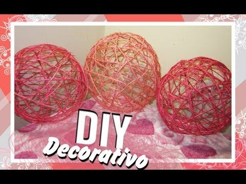 Youtube navidad and christmas tree decorations on pinterest - Esferas de navidad ...