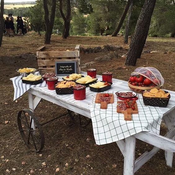 Un aperitivo como el de nuestra boda por favor! ❤️ #BDCGemayErico