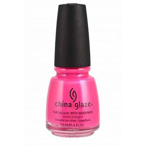 China Glaze- Pink Voltage