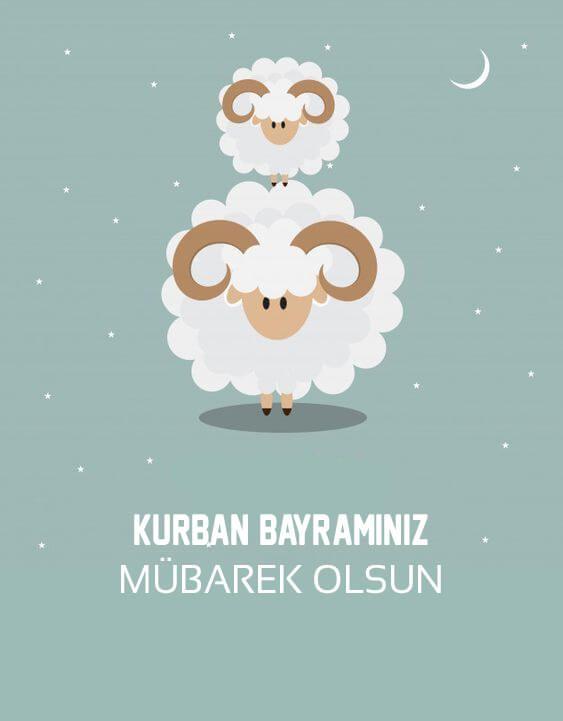 Resimli Kurban Bayrami Mesajlari 2020 Eid Al Adha Mubarak Eid Mesajlar Dini Alintilar