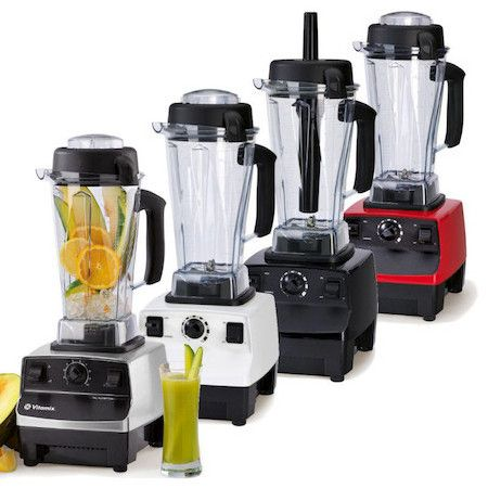 The Vitamix Total Nutrition Center (5200) performs more than 50 kitchen tasks easier and faster! Its more than just blender, it's amazingly versatile and can actually help you and your family lead a healthier life. PLUS it breaks down whole foods into tiny pieces so you can absorb more of the foods nutrients into your body – or hide those healthy greens from the kids! http://www.nourishedlife.com.au/juicers-blenders/25497/vitamix-blender.html