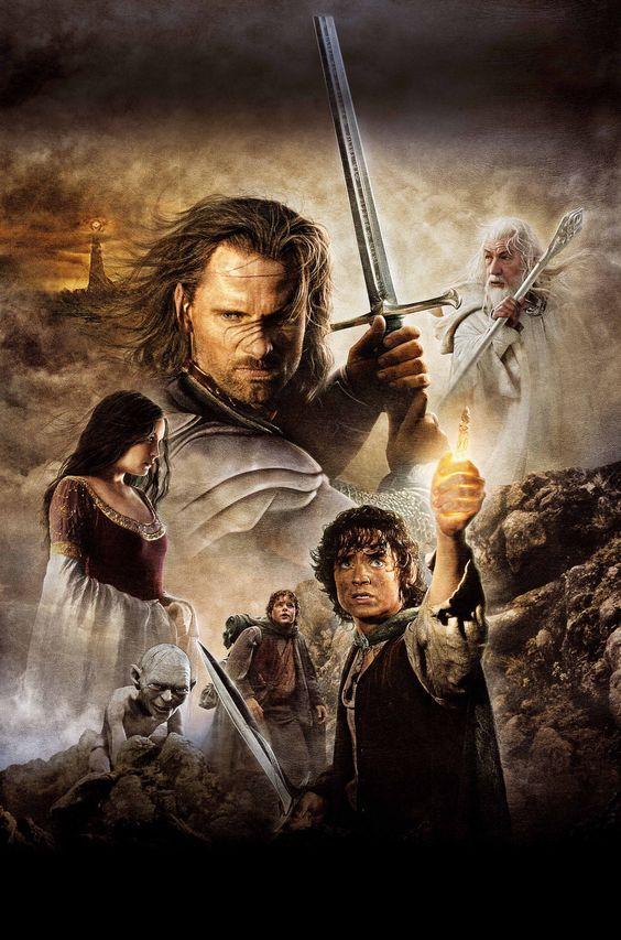 Pin De Linda Morgan En The Hobbit Lord Of The Rings Ii El Retorno Del Rey Oscar Mejor Pelicula El Senor De Los Anillos