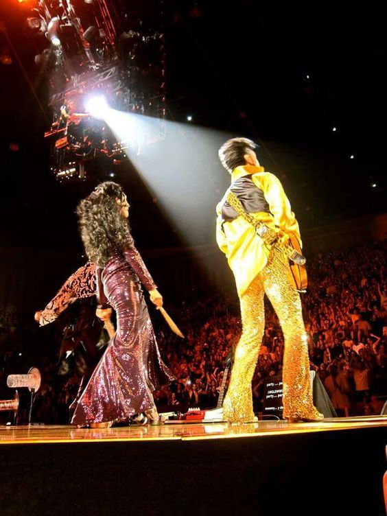 Prince and Sheila E.: