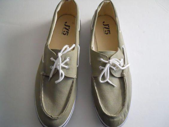 Boat shoe, Khakis and Boats on Pinterest