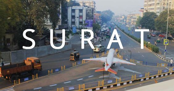 Smallest City in India: Surat