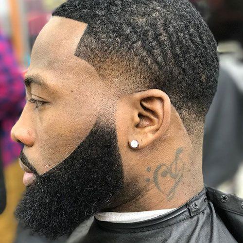 28+ Low fade with beard black man ideas in 2021