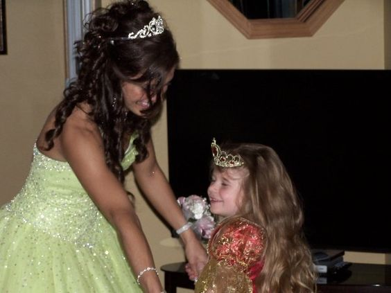 Every girl is a Princess; Every Princess deserves a crown