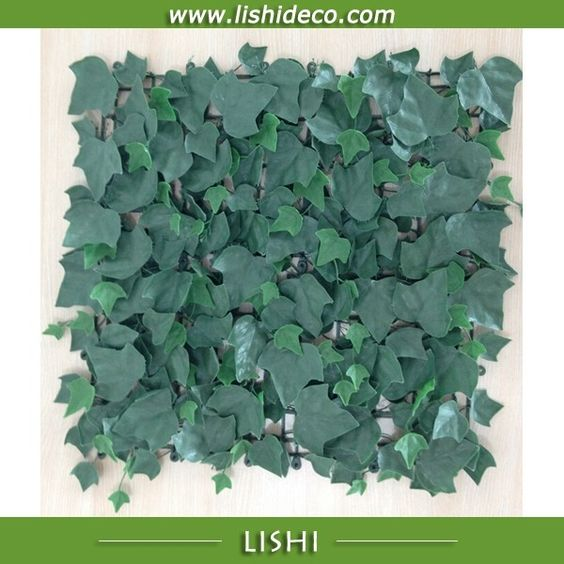 Artificial Ivy Leaves Hedge Fence