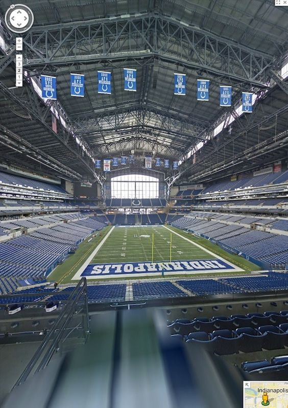 Lucas Oil Stadium- Indianapolis Colts