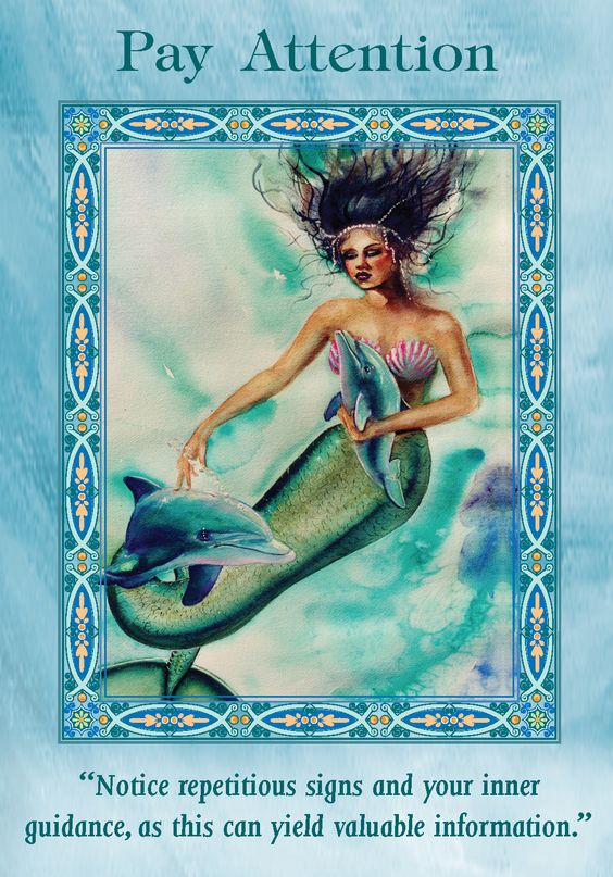 Oracle Card Pay Attention | Doreen Virtue - Official Angel Therapy Website