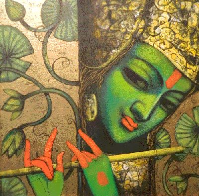 Buy indian art and modern contemporary paintings from for Best place to buy paintings online