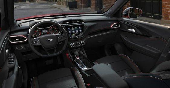 2021 Chevrolet Trailblazer Preview Pricing Release Date