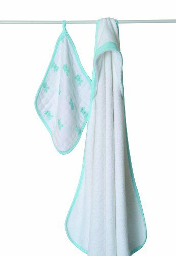 #aden #+ anais 3 Pack Muslin Washcloths, Hide and #Sea   so soft...   http://amzn.to/HZf6yH