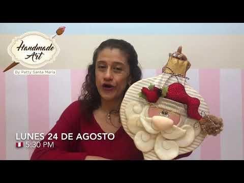 Papa Noel Youtube RIGOBERTO (papa Noel)  clase en vivo por nuestra página de