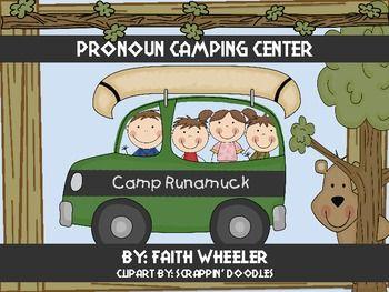 Camp Pronouns