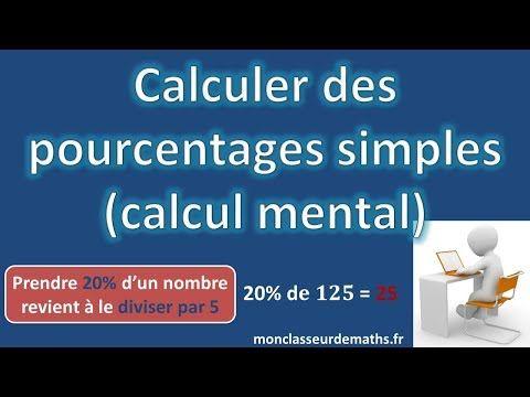 Comment Calculer Un Taux De Variation En Pourcentage Sur