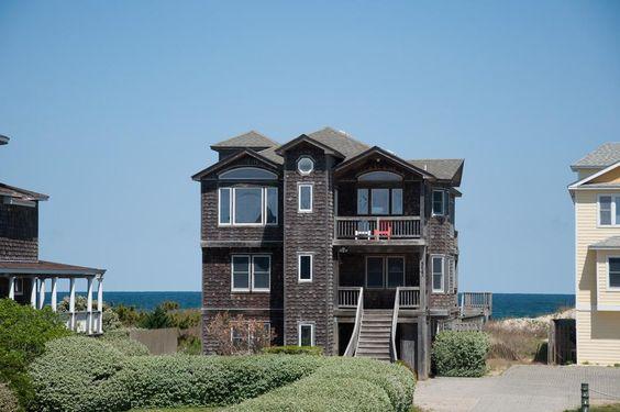 JR24: The Sand Pebble | Front Exterior - Oceanfront