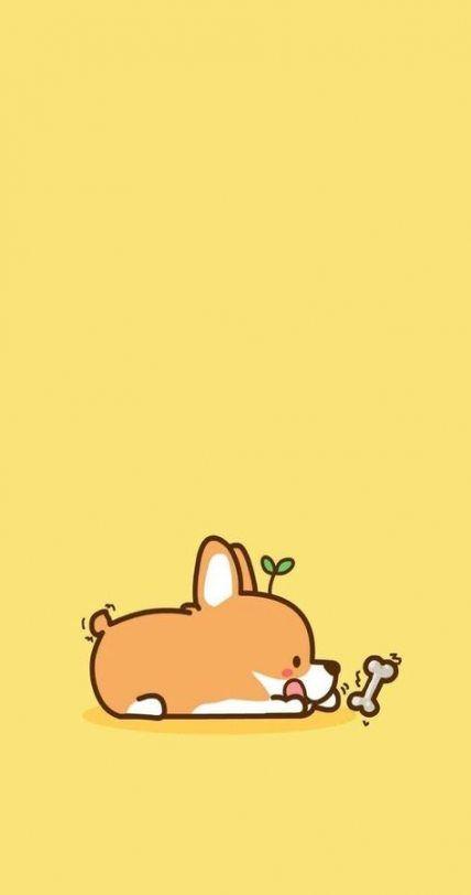 36 Ideas For Wall Paper Cartoon Animal Wall Dog Wallpaper Iphone Corgi Wallpaper Cute Cartoon Wallpapers