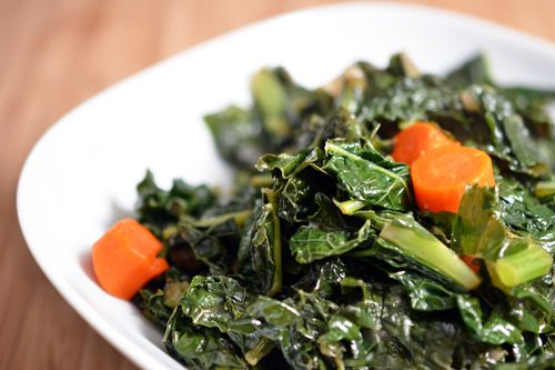 Cooker Braised Kale and Carrots from @Nom Nom Paleo | pressure cooker ...