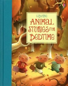 A collection of classic stories featuring a host of much-loved animal characters in a beautifully illustrated story book, perfect for sharing with children at bedtime. How did the elephant get its trunk? Can three little pigs escape from the big, bad wolf? And is the sky really falling on Chicken Licken? Includes well-known folktales from around the world. With a clothbound spine and ribbon marker, this luxury edition makes a lovely gift to be shared together time and time again.