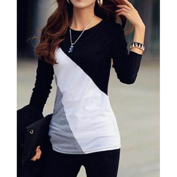 trendy long sleeve t shirts | Gommap Blog
