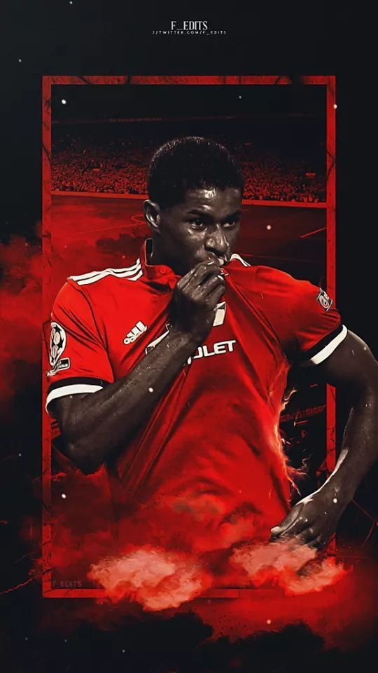 Marcus Rashford Hd Mobile Wallpapers Manchester United Fans Marcus Rashford Manchester United