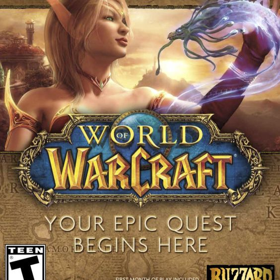 World of Warcraft – PC/Mac [Digital Code] #deals