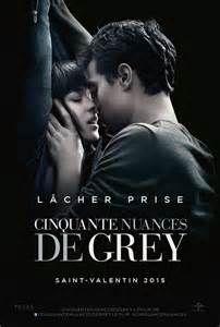 Cinquante nuances de Grey (2015) est un film dramatique américain réalisé par Sam Taylor-Wood, sorti en 2015.  Il s'agit de l'adaptation du bestseller homonyme d'E. L. James, premier tome de la trilogie Fifty Shades avec Jamie Dornan dans le rôle de Christian Grey au côté de Dakota Johnson dans le rôle d'Anastasia Steele. Ils tiennent tous les deux les rôles principaux.