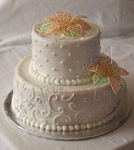 cake challenges wedding masterpiece cake sample frosting wedding cake