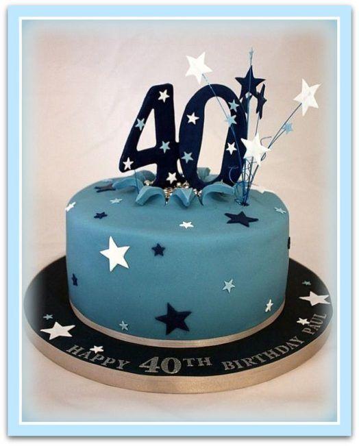 pasteles para cumpleaños para hombres