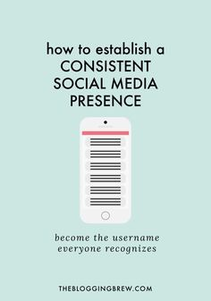 Use these strategies to make a name for yourself and your blog on every social media platform! So useful xkx