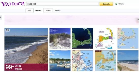 Yahoo's Image Searches Beautify With Getty Partnership